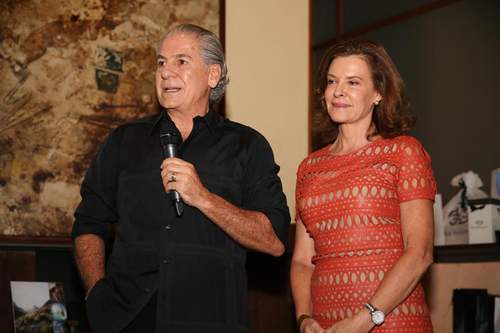 Rosana e Marcelo Cunha (Foto: Divulgação)