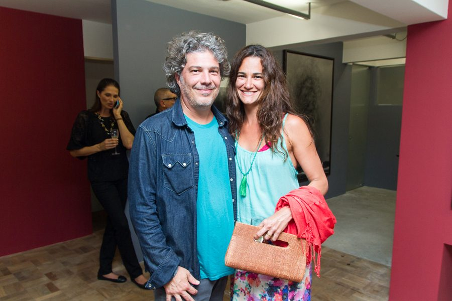 Roberio Braga e Ganesha Melo (Foto: Divulgação)