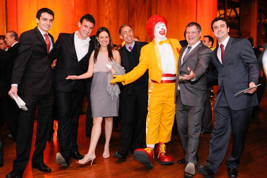Jantar de gala Instituto Ronald McDonald (Foto: Divulgação)