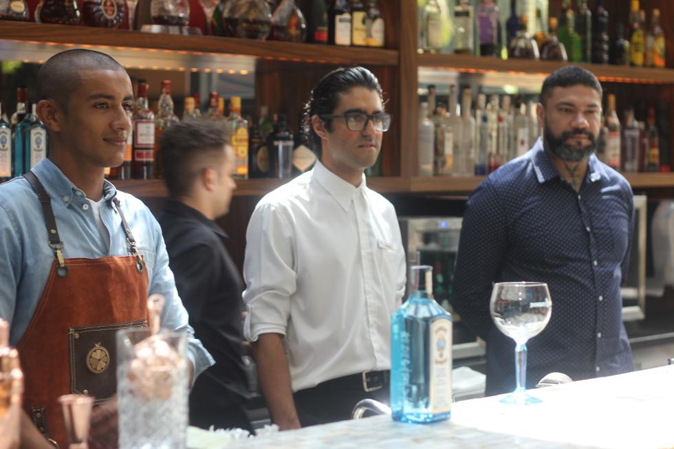 Jose Ronaldo, Lucas Jaques e Tom Oliveira (Foto: Divulgação)