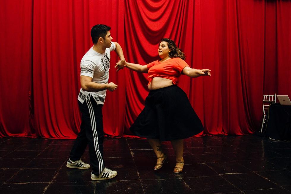 Dança (Foto: Divulgação)