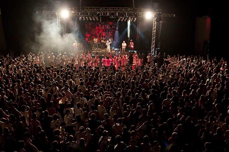 Banga festa carioca (Foto: Divulgação)