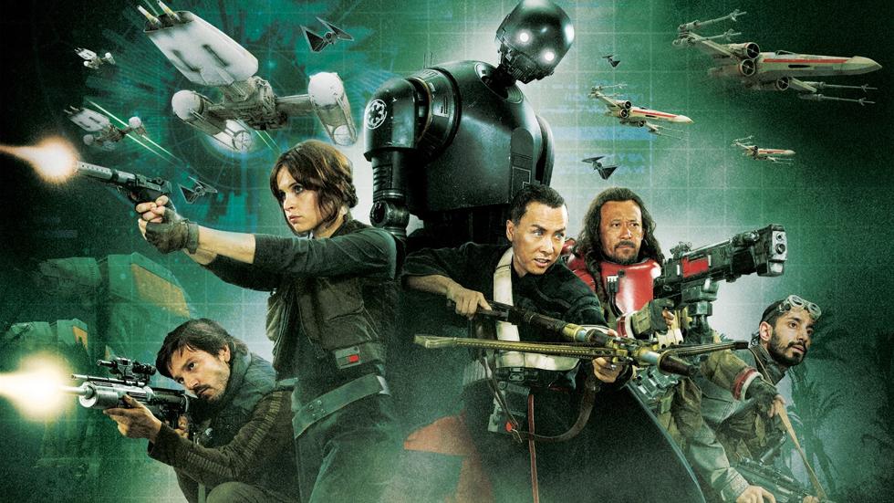 Rogue One - Uma História Star Wars (Foto: Divulgação)