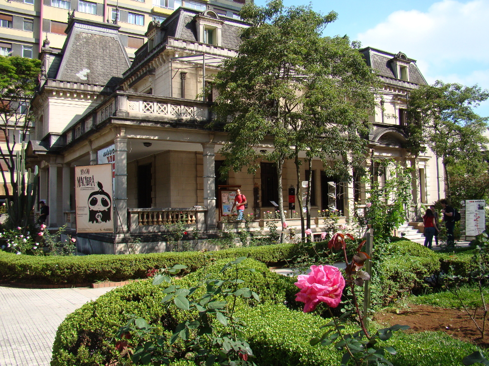 Casa das Rosas (Foto: Divulgação)
