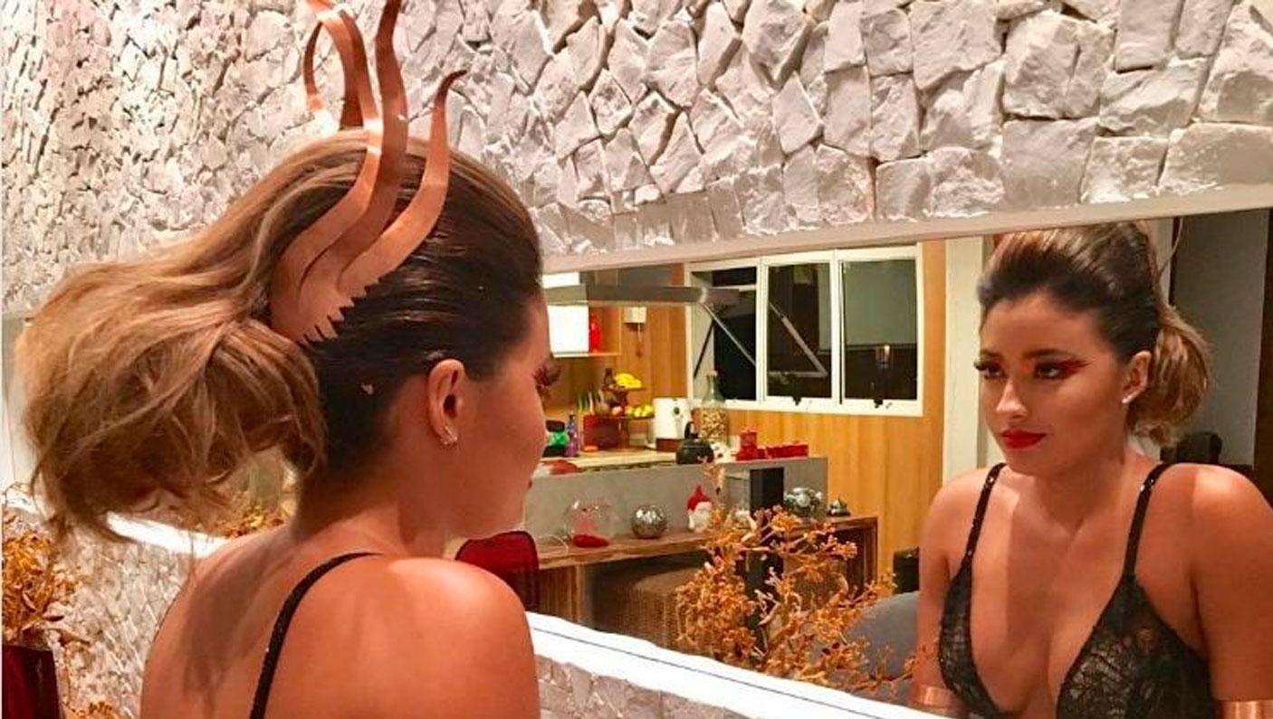 Carolina Oliveira (Foto: Divulgação)
