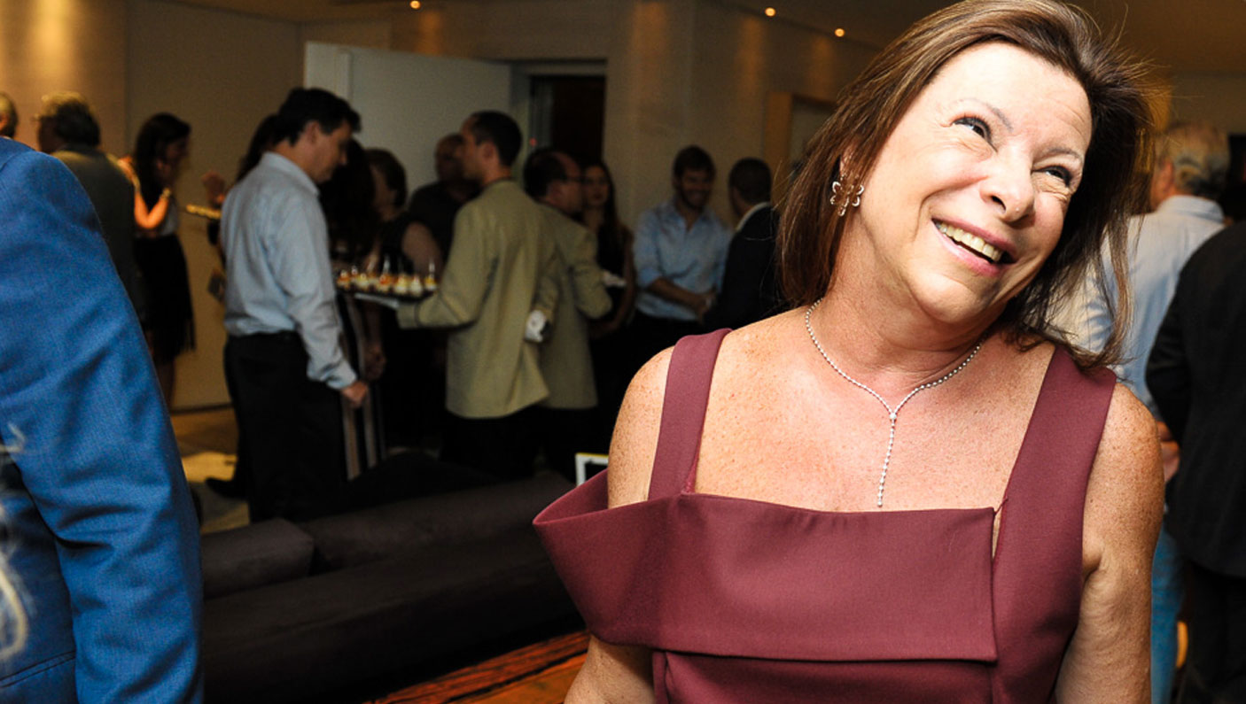 Clara Wajngarten (Foto: Paulo Freitas/Reprodução)