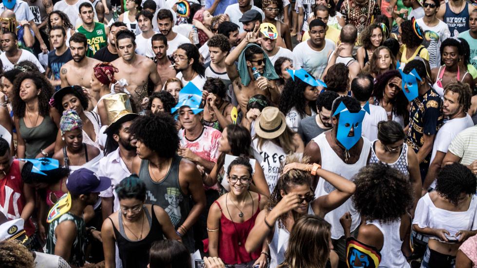 Carnaval BaianaSystem 2015 (Foto: Divulgação)