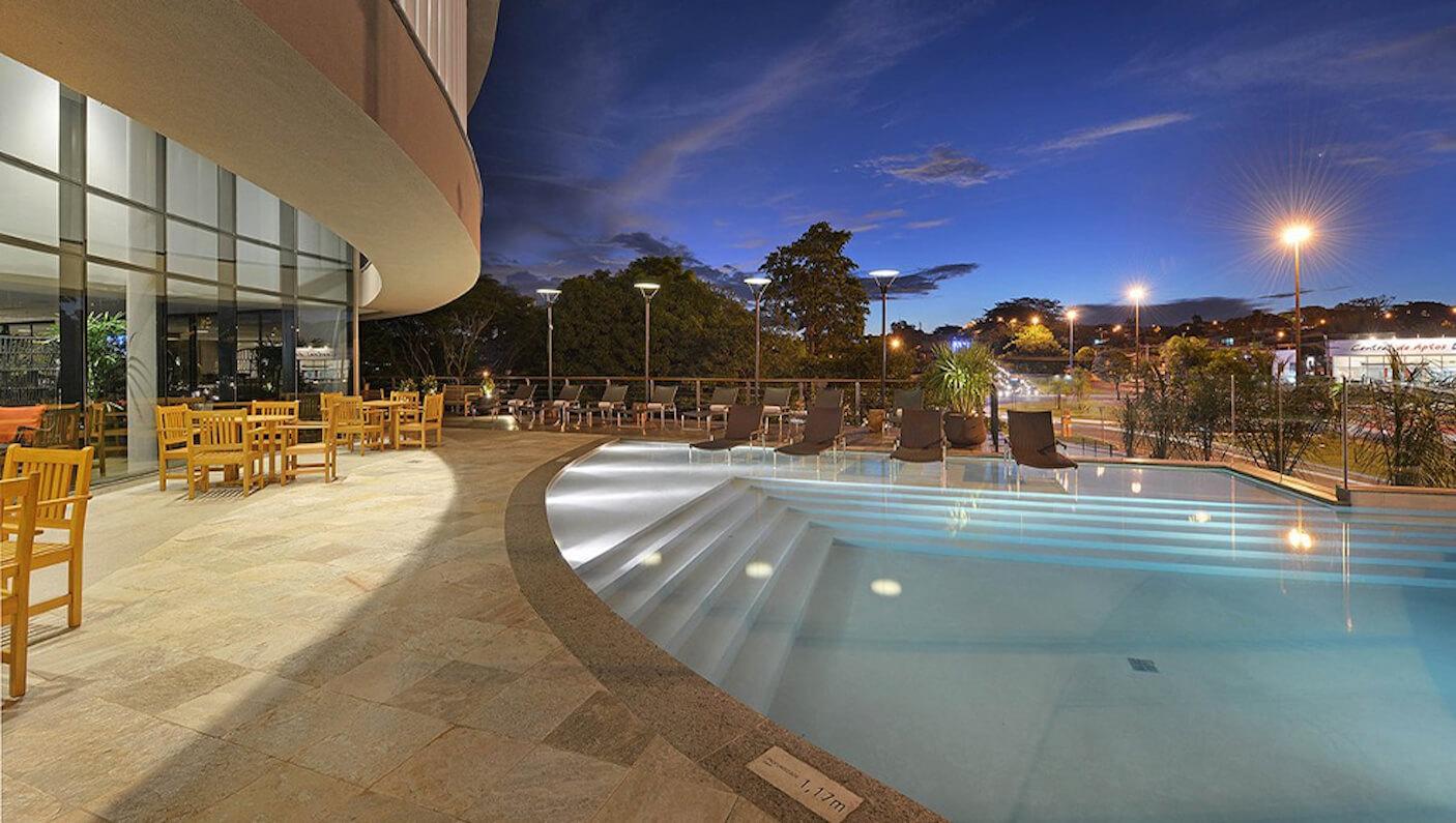 Hotel Deville Prime Campo Grande, Mato Grosso do Sul (Foto: Divulgação)