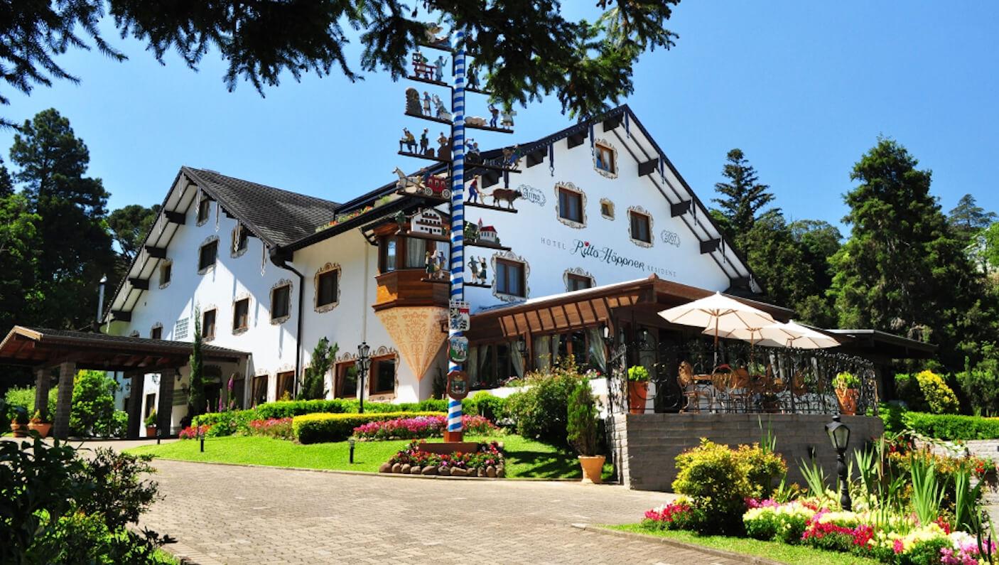 Hotel Ritta Höppner, Gramado (Foto: Divulgação)