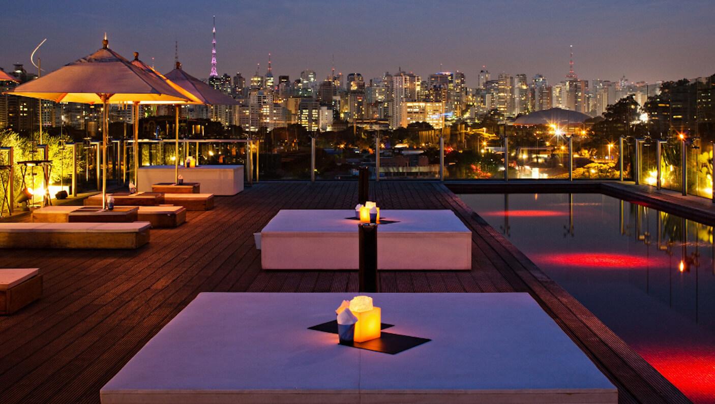 Hotel Unique, São Paulo (Foto: Divulgação)