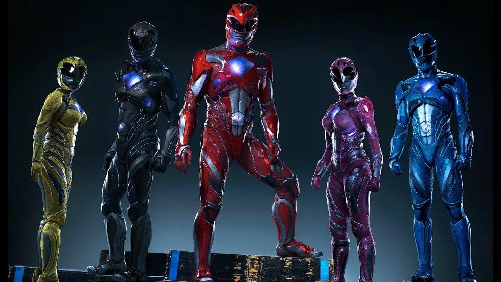 Power Rangers (Foto: Divulgação)