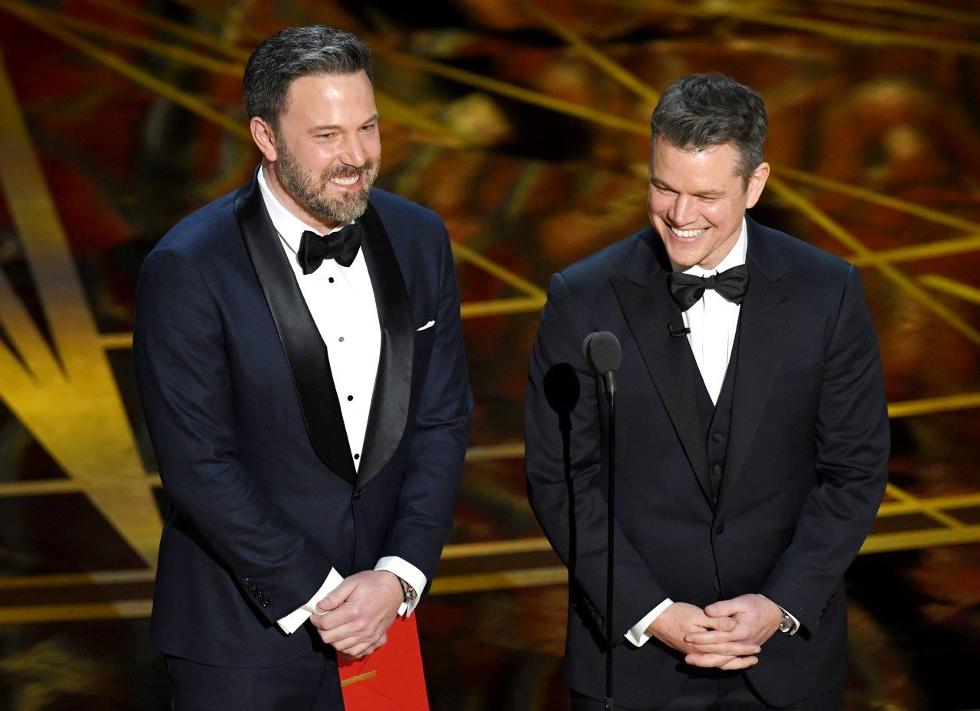 Ben Affleck and Matt Damon (Foto: Divulgação)