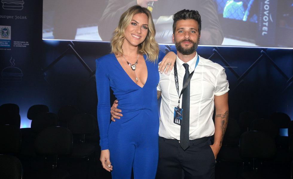 Bruno Gagliasso e Giovanna Ewbank (Foto: Divulgação)