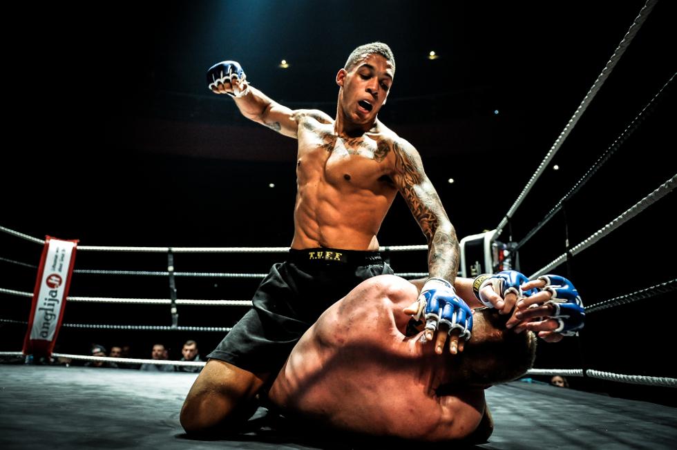 MMA (Foto: Divulgação)