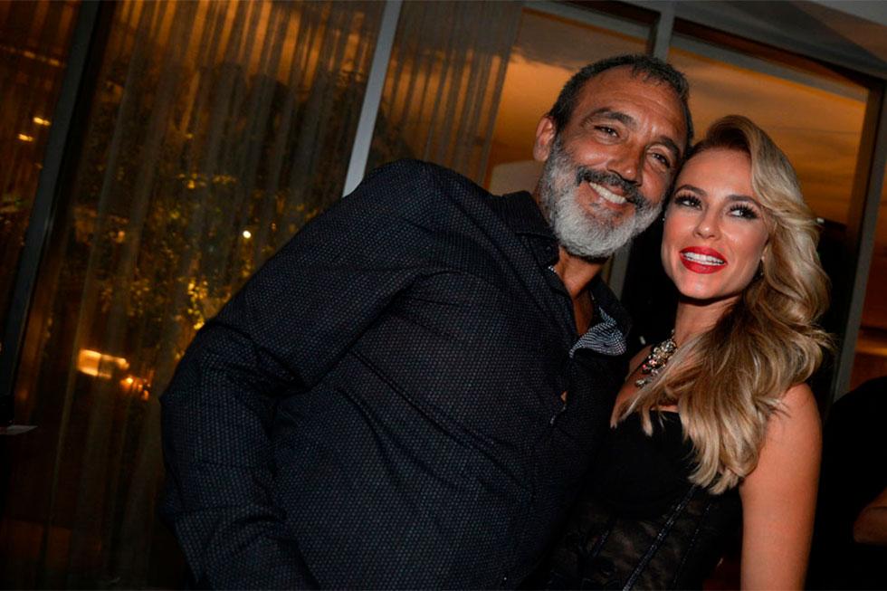 Rogerio Gomes e Paolla Oliveira (Foto: Divulgação)