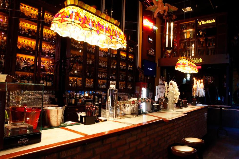 Bar Charles Edward (Foto: Divulgação)