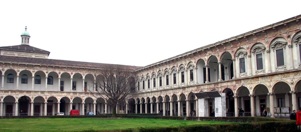 Università degli Studi di Milano (Foto: Divulgação)