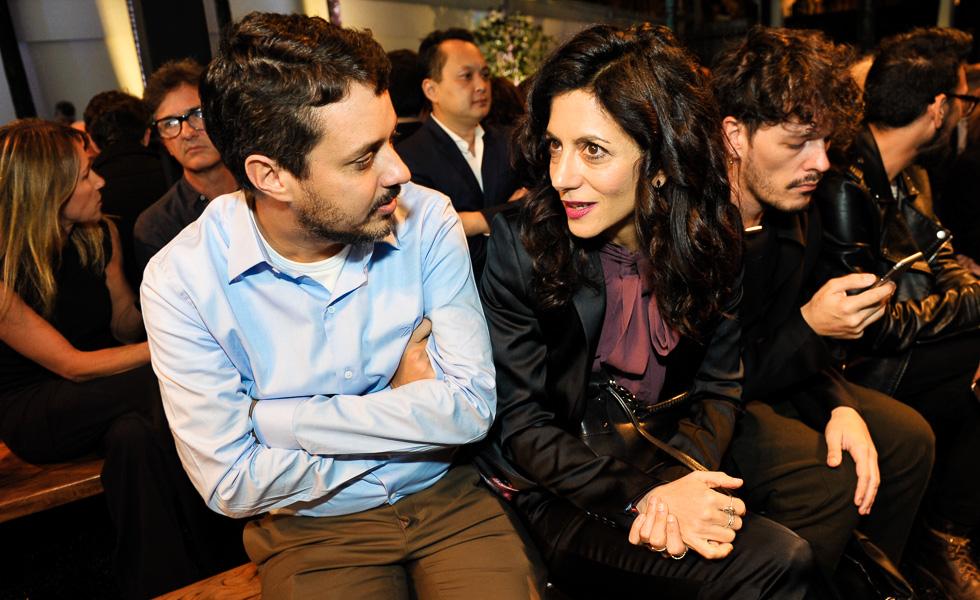 Fausto Franco e Marina Person (Foto:Divulgação)