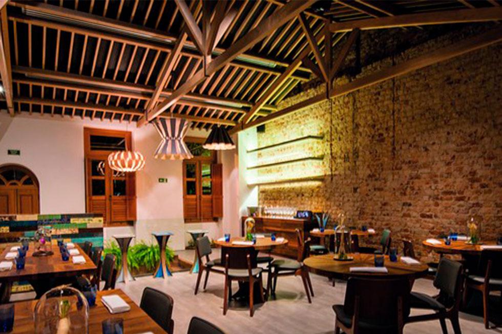 O restaurante Maní não apareceu na lista do ano passado, mas agora surge em 81º lugar (Foto: Divulgação)