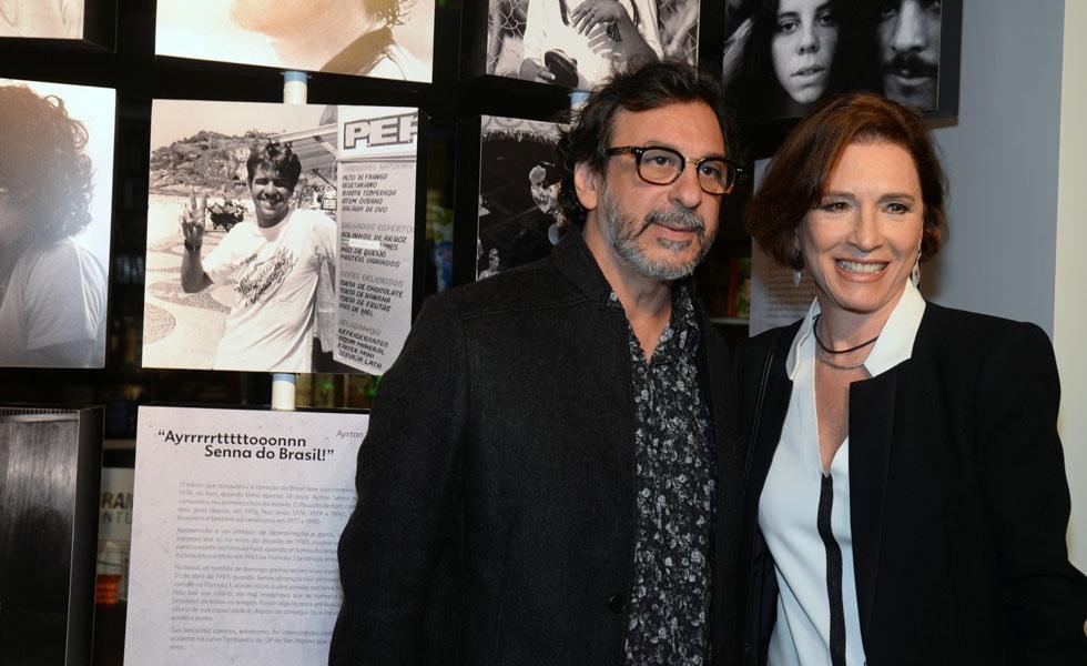 Carlos Araujo e Natalia do Vale (Foto: Reprodução)