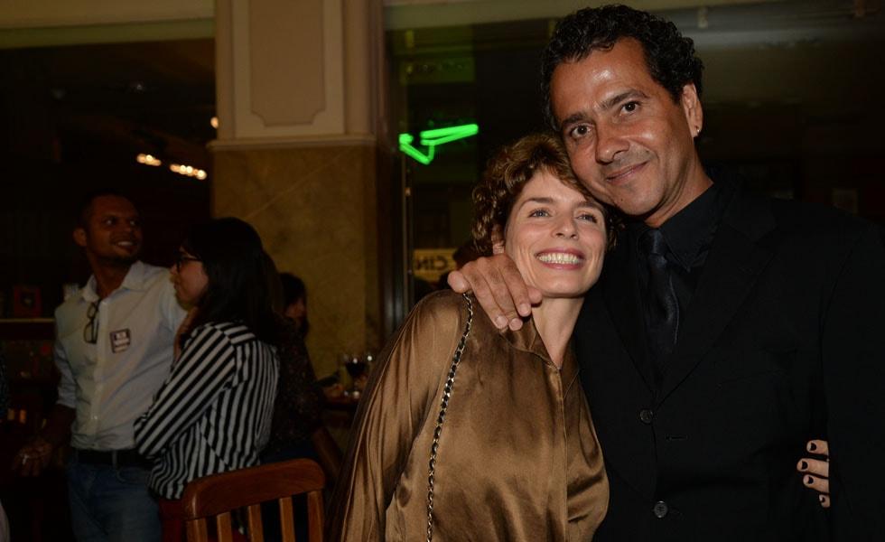 Marcos Palmeira e Gabriela Gastal (Foto: Reprodução)