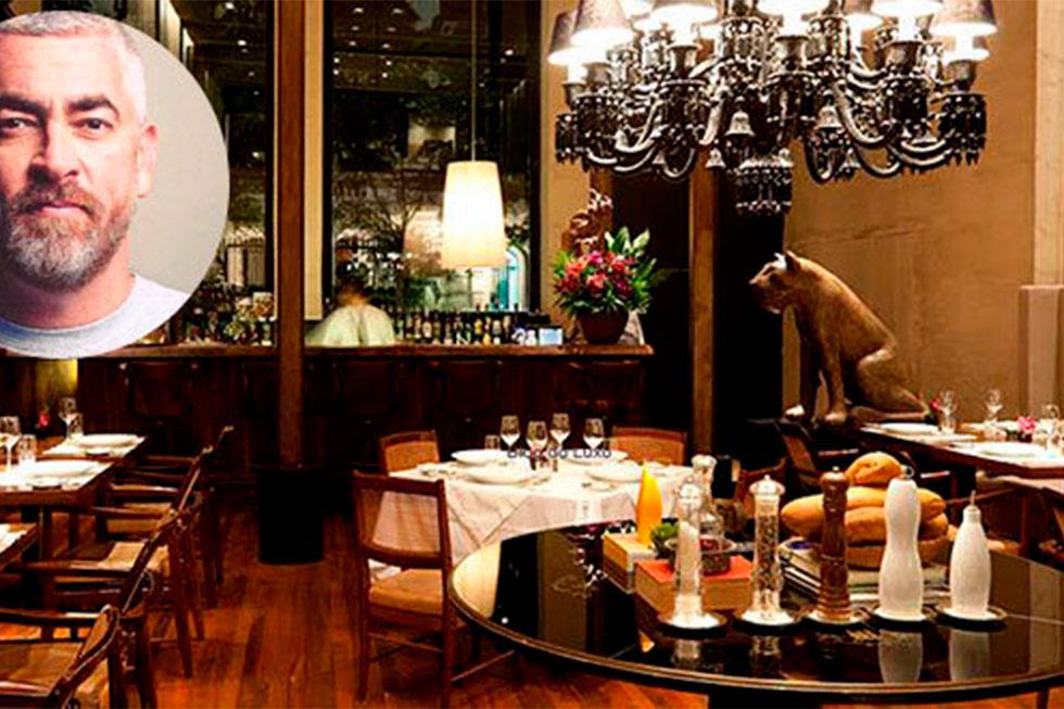 O chef Alex Atala, do restaurante D.O.M, passou  do 11º lugar, em 2016, para o 16º lugar da lista deste ano. (Foto: divulgação)