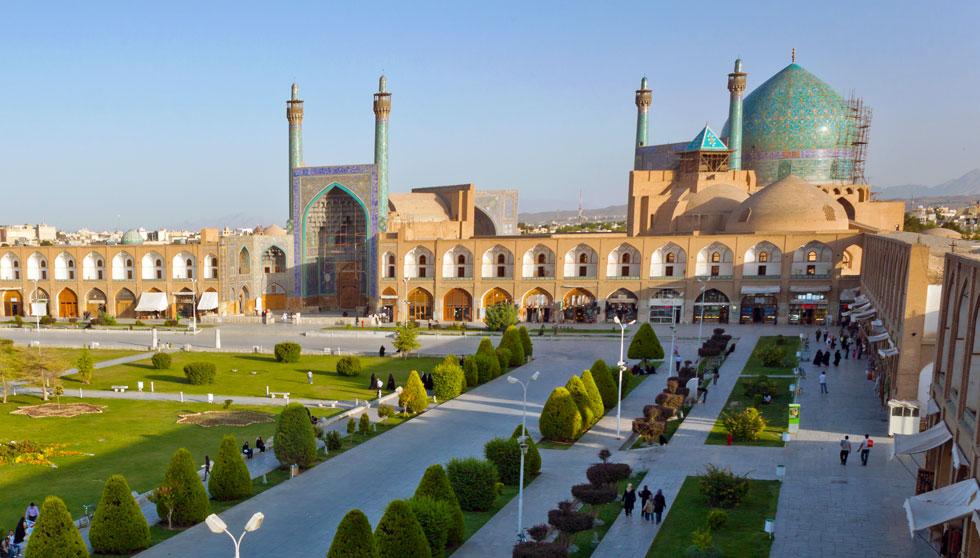 Irã: O país tem praias no Golfo Persa e no Mar Cáspio, e até uma estação de esqui nas montanhas de Alborz, ao norte de Teerã (Foto: Divulgação)