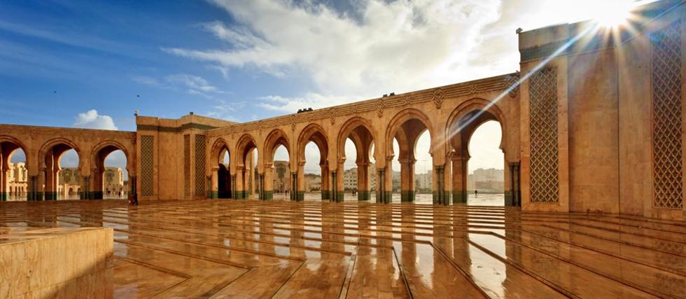 Marrocos: destino muito querido pelos europeus em busca de uma mudança de ares num destino próximo, diferente e barato, aproveitando as vantagens do câmbio (Foto: Divulgação)