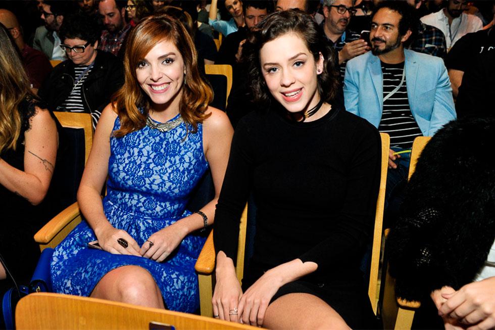 Titi Muller e Sophia Abrahão (Foto: Divulgação)