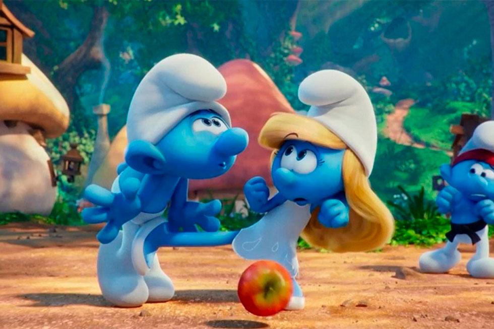 Os Smurfs e a Vila Perdida (Foto: Divulgação)