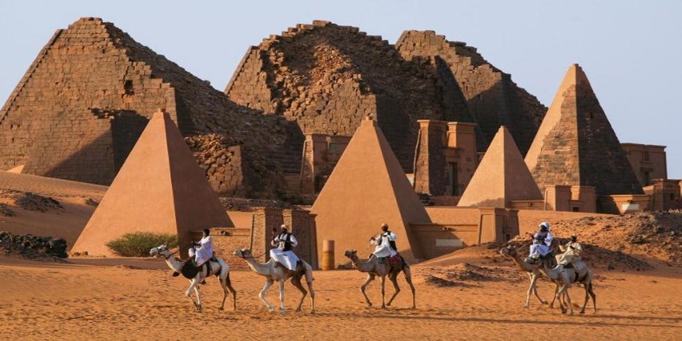 Sudão: Litoral sudanês do Mar Vermelho tem belas praias e pontos muito bons para a prática do mergulho (Foto: Divulgação)