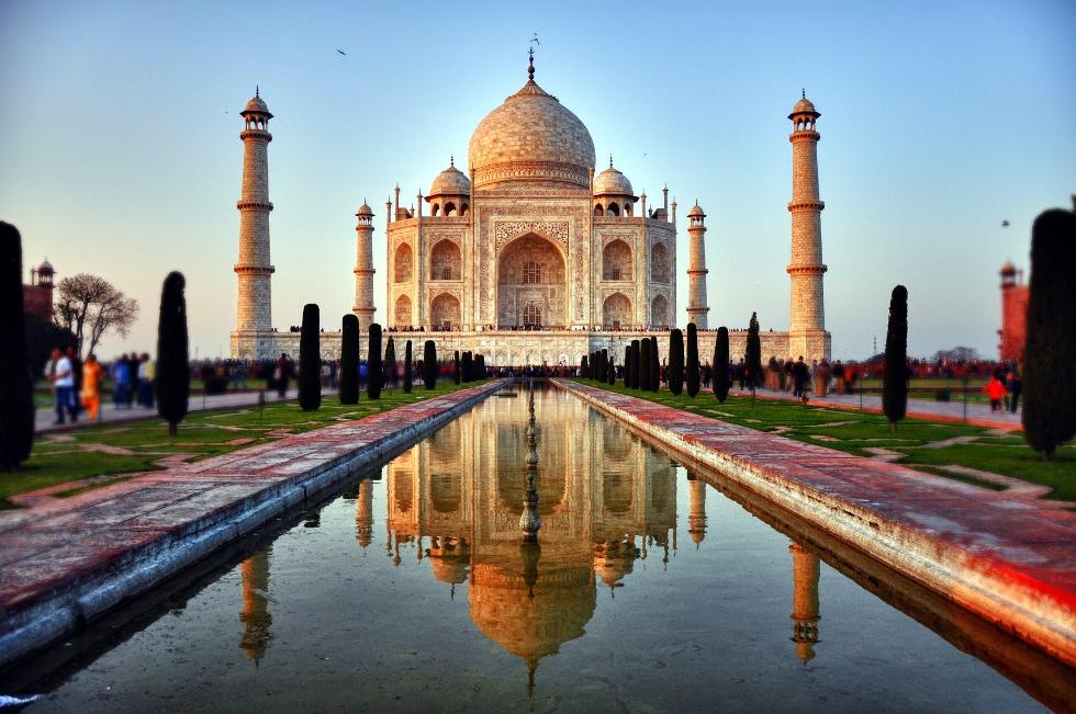 Índia: om mais de um bilhão de habitantes e 3 bilhões de quilômetros quadrados, este país tem inúmeras regiões e grande atrativos, como as montanhas do Himalaia, as praias de Goa, ou o Rajastão e os palácios (Foto: Divulgação)