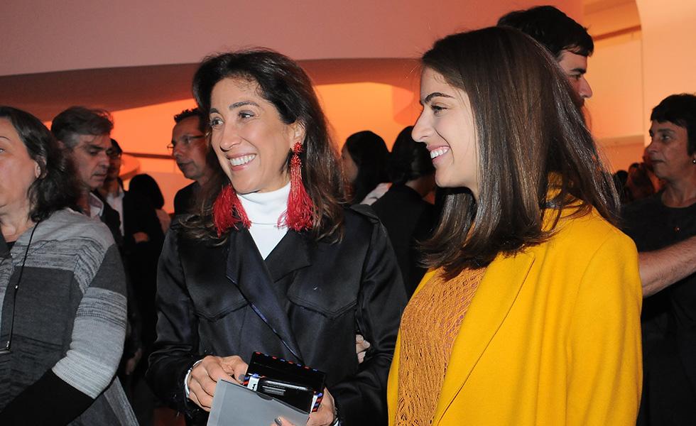Bia e Camila Yunes Guarita (Foto: Bruna Guerra)