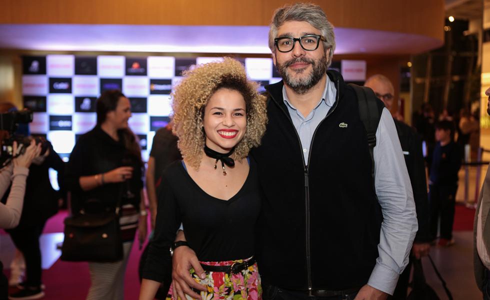 Jaqueline Denize e Diego Bragante (Foto: Divulgação)