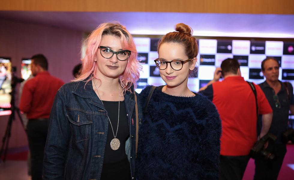 Juliana Pellegrini e Rafaela Piovezani (Foto: Divulgação)