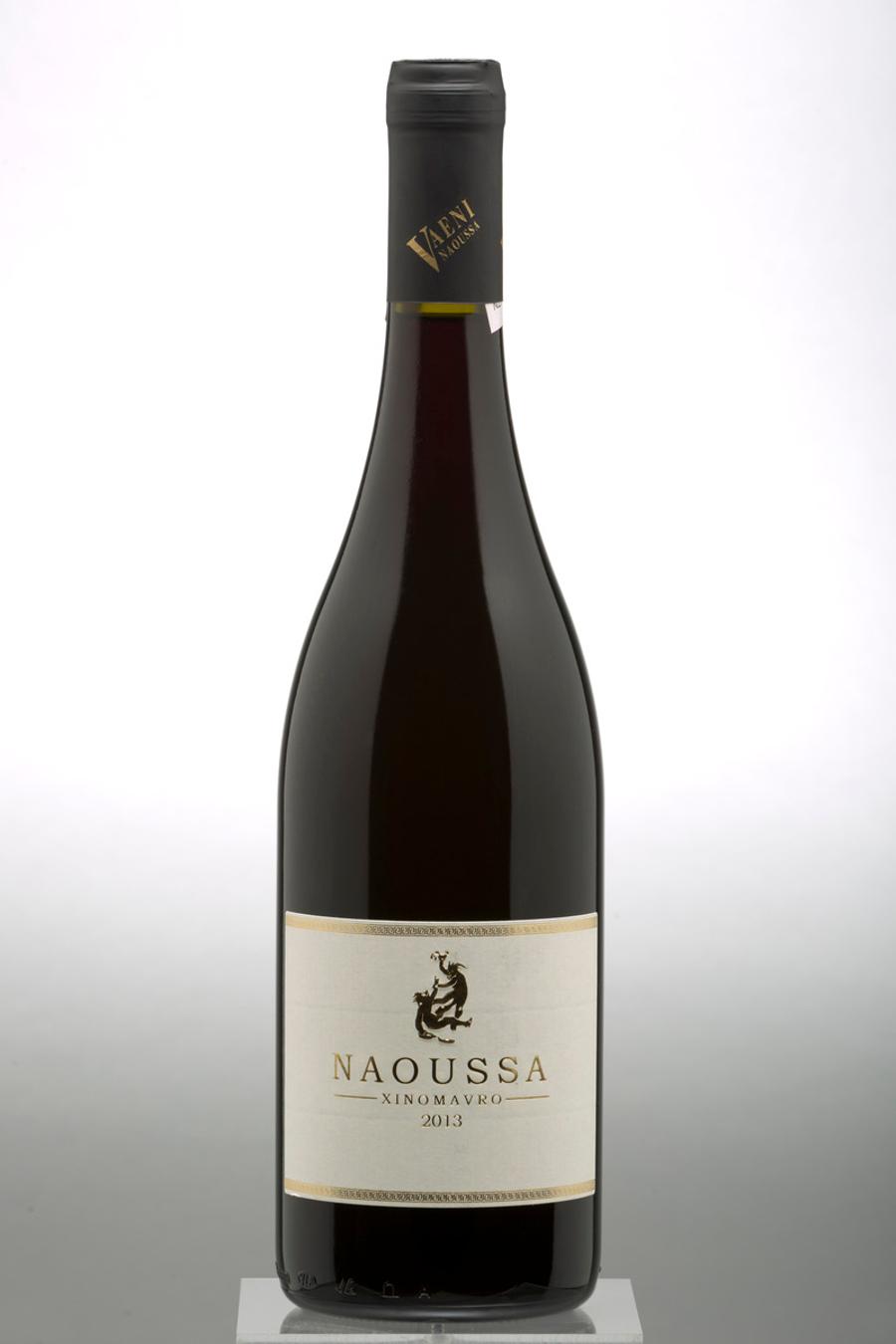 Naussa - Vinhos gregos (Foto: Divulgação)