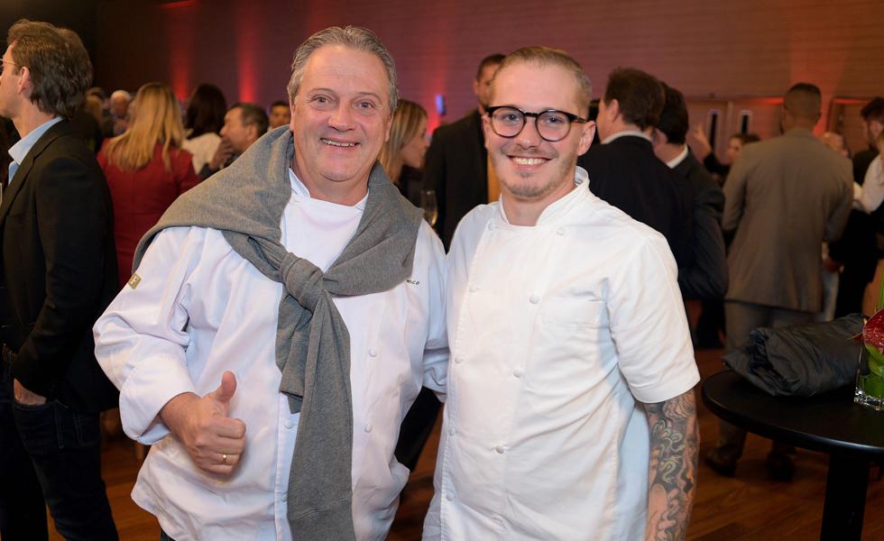 Zé Branco e Henrique Schoendorfee (Foto: Alexandre Virgilio/Divulgação)